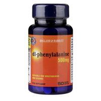 DL-Phenylalanine - DL-Fenyloalanina 500 mg (50 tabl.) Holland & Barrett
