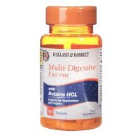 Multi-Digestive Enzyme - Enzymy Trawienne (90 tabl.) Holland & Barrett