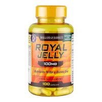 Royal Jelly - Mleczko Pszczele 100 mg (100 kaps.) Holland & Barrett
