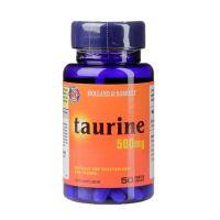 Taurine - Tauryna 500 mg (50 tabl.) Holland & Barrett