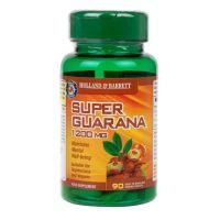 Super Guarana - Guarana ekstrakt 4:1 (90 tabl.) Holland & Barrett