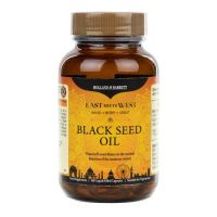 Black Seed Oil - Olej z Czarnuszki (60 kaps.) Holland & Barrett