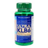 Ultra KLB6 - Kompleks wspierający odchudzanie (100 tabl.) Holland & Barrett