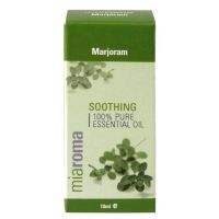 100% Olejek Majerankowy - Miaroma Marjoram Pure Essentail Oil (10 ml) Holland & Barrett