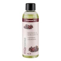 Miaroma Grapeseed Oil - Olej z pestek winogron (100 ml) Holland & Barrett