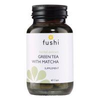 Green Tea Extract with Matcha - Zielona Herbata i Matcha (60 kaps.) Fushi