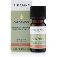 100% Olejek z nasion Kardamonu (Cardamom) - Kardamon zbierany etycznie (9 ml) Tisserand