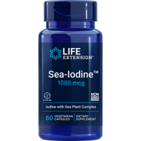Sea-Iodine - Jod morski 1000 mcg (60 kaps.) Life Extension