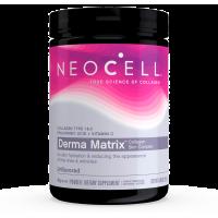 Derma Matrix - Kolagen Typ I i III + Kwas Hialuronowy + Witamina C (183 g) NeoCell