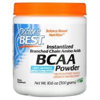 BCAA (Branched Chain Amino Acids) - Aminokwasy rozgałęzione (300 g) Doctor's Best