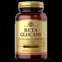 BETA GLUCANS - Beta-1,3-D-Glukan (60 tabl.) Solgar