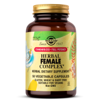 SFP Herbal Female Complex - ziołowy kompleks dla kobiet (50 kaps.) Solgar