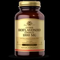 Citrus Bioflavonoid Complex - Bioflawonoidy Cytrusowe Kompleks 1000 mg (100 tabl.) Solgar