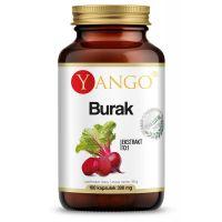 Burak - ekstrakt 10:1 (100 kaps.) Yango
