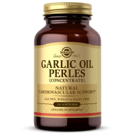 Garlic Oil Perles - Olej z Czosnku 1 mg (250 kaps.) Solgar