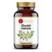 Złocień Maruna - ekstrakt 380 mg (90 kaps.) Yango