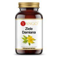 Ziele Damiana - ekstrakt 370 mg (90 kaps.) Yango
