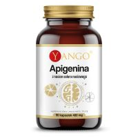 Apigenina z nasion selera naciowego (90 kaps.) Yango