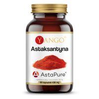 Astaksantyna AstaPure 4 mg (60 kaps.) Yango