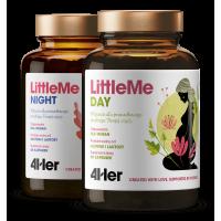 4Her LittleMe - Wsparcie prawidłowego przebiegu ciąży (90 + 60 kaps.) Health Labs