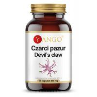 Czarci Pazur - Devils Claw 370 mg (90 kaps.) Yango
