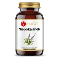 Niepokalanek - ekstrakt 450 mg (90 kaps.) Yango