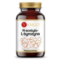 N-acetylo-L-tyrozyna 480 mg (90 kaps.) Yango