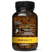 Dzika Róża Ekstrakt - Immunity Rosa Canina 70% (90 kaps.) Boca Botanica