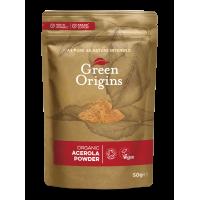 Organic Acerola Powder - Organiczna Acerola w proszku (50 g) Green Origins