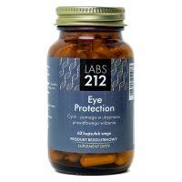 Eye Protection - Ochrona Oczu - Luteina + Borówka Czarna + Witamina E + Cynk + Zeaksantyna (60 kaps.) Labs212