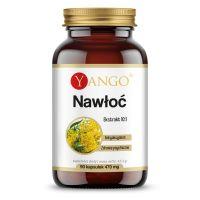 Nawłoć - ekstrakt 380 mg (90 kaps.) Yango