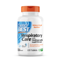 Respiratory Care - Andrographis + Witamina C + Cynk (120 tabl.) Doctor's Best