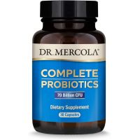 Complete Probiotics - Synbiotyk (Probiotyk + Prebiotyk) (30 kaps.) Dr Mercola