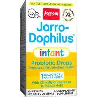 Probiotyk Jarro-Dophilus Infant dla małych dzieci (15 ml) Jarrow Formulas