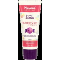 Pasta do zębów dla dzieci o smaku gumy balonowej - Bubble Gum Kids Toothpaste (80 g) Himalaya