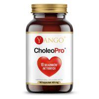 CholeoPRO - 10 składników aktywnych (90 kaps.) Yango