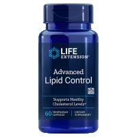 Advanced Lipid Control - Wsparcie układu krążenia (60 kaps.) Life Extension