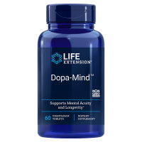 Dopa-Mind - Wsparcie dla Mózgu i Pamięci z Neuravena (60 tabl.) Life Extension