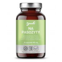 Na Pasożyty - Tymianek + Oregano + Cynamon + Kurkuma + Czosnek + Pestki dyni + Koper włoski (50 kaps.) Panaseus