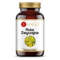 Ruta zwyczajna - ekstrakt 320 mg (90 kaps.) Yango