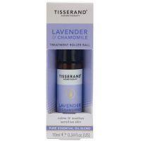 Lavender & Chamomile Treatment Roller Ball - Lawenda + Rumianek (10 ml) Tisserand