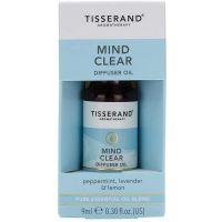 Mind Clear Diffuser Oil - Mięta pieprzowa + Lawenda + Cytryna (9 ml) Tisserand
