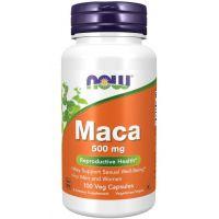 Korzeń Maca 500 mg (100 kaps.) NOW Foods