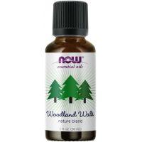 Olejek Eteryczny Woodland Walk Nature Blend (30 ml) NOW Foods