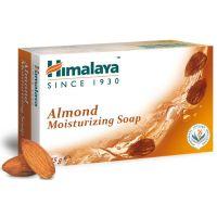 Almond Moisturizing Soap - Nawilżające mydło migdałowe (75 g) Himalaya