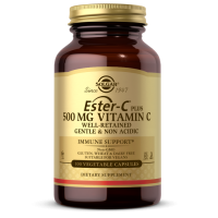 Ester C Plus - Witamina C 500 mg (100 kaps.) Solgar