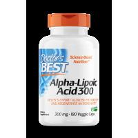 ALA - Kwas Alfa Liponowy 300 mg (180 kaps.) Doctor's Best