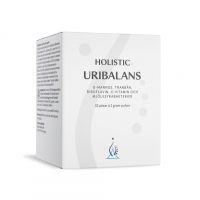 UriBalans - D-Mannoza + FOS + Żurawina CranMax + Bakterie Kwasu Mlekowego - saszetki 2 g (32 szt.) Holistic