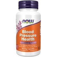 Blood Pressure Health - Wsparcie krażenia (90 kaps.) NOW Foods