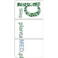Organizer na suplementy diety (3 komory) plantaMED.pl